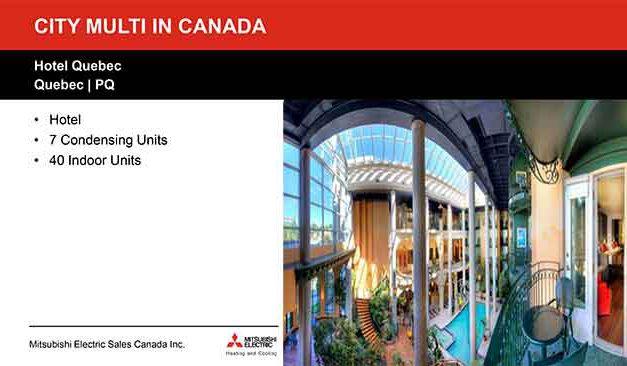Case Study Hotel Quebec