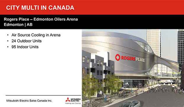 Case Study Rogers Place