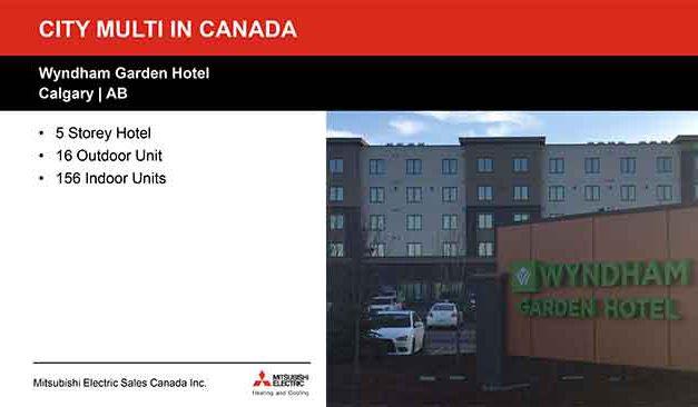 Case Study Wyndham Garden Hotel