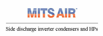 Mits Air Side Discharge